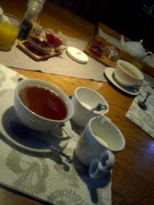 Breakfast in Beaufort West