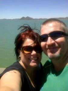 Noid & Wenchy @ the Gatiep Dam