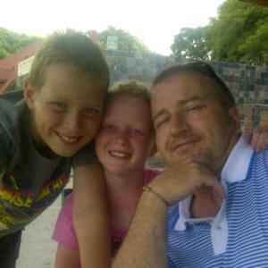 Douglas, Jenna-Lee and Noid