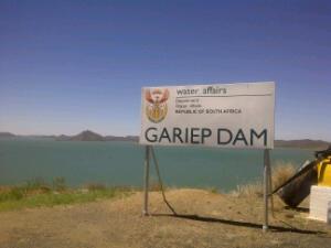 Gatiep Dam