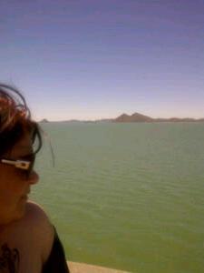 Wenchy @ Gatiep Dam
