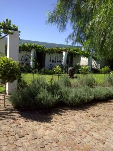 "Our ""cottage"" at Cape Karoo Guest House - Beautiful!"