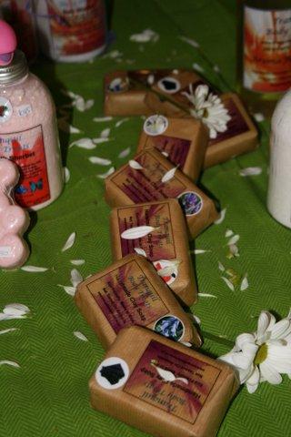 Tranquil Body Treats Clay Soaps