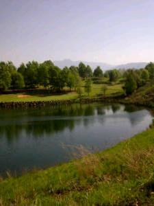 Day 3 - Golf at Champagne Sports Resort