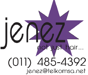 Contact: Jenny from Jenez...not just hair  0114854392