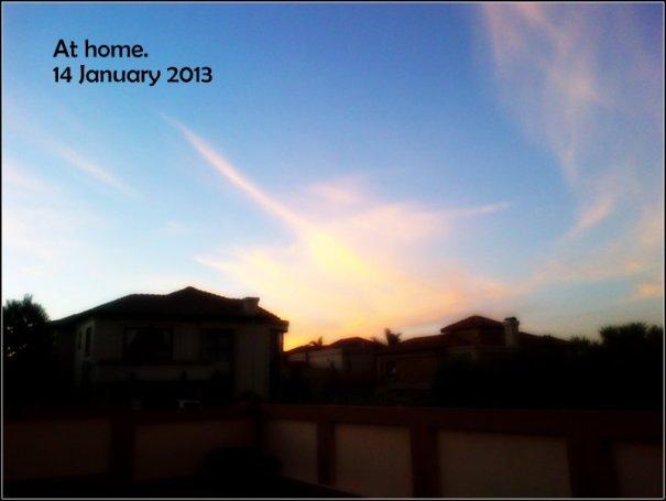 14 January 2013