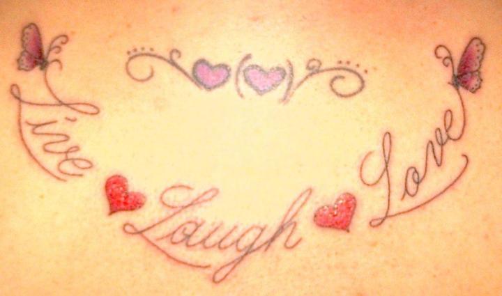 My 21st tattoo