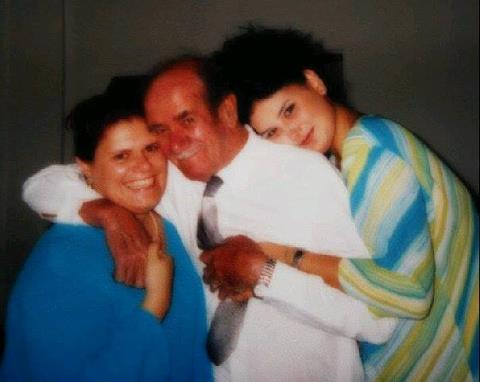 Wenchy, Oups Mike & my sister, Rentia