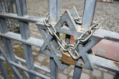 Jewish-Padlock
